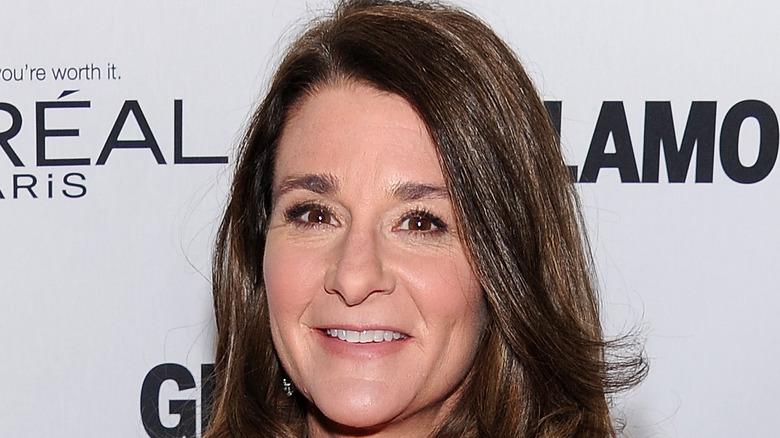 Melinda Gates Glamour nimmt an den 23. jährlichen Frauen des Jahres teil