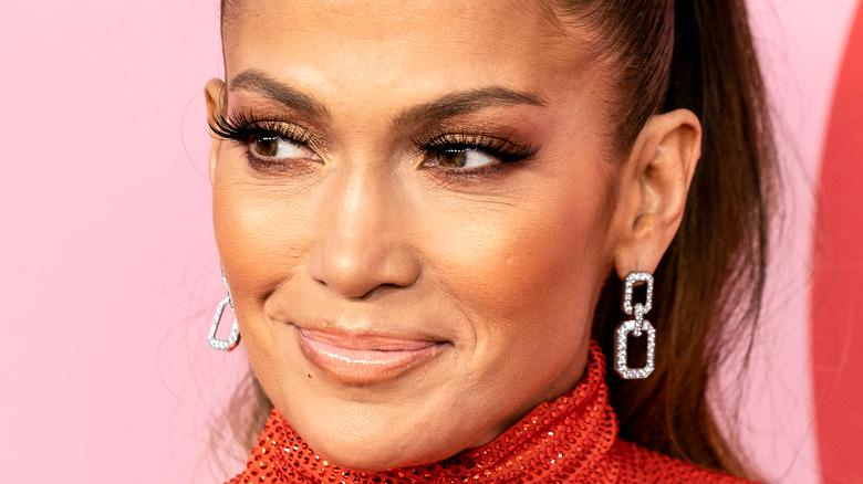 Jennifer Lopez Wimpern