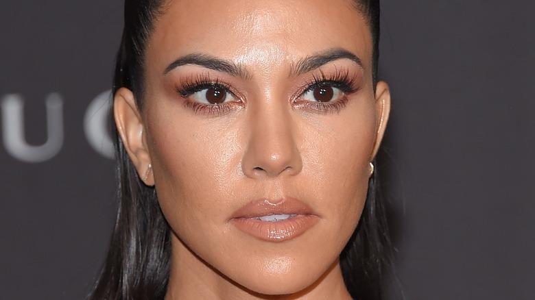 Kourtney Kardashian bei einer Veranstaltung