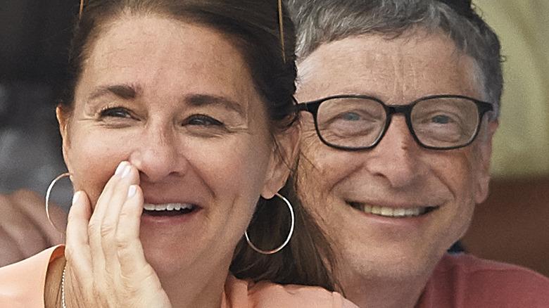 Bill und Melinda Gates bei einer Veranstaltung