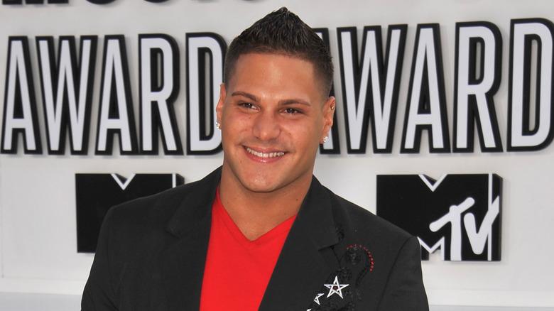 Ronnie Ortiz-Magro posiert 2010