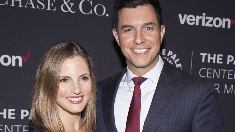 Jennifer und Tom Lamas