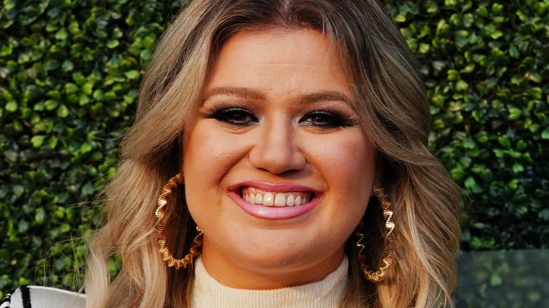Sängerin Kelly Clarkson bei einer Veranstaltung