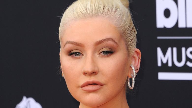 Christina Aguilera bei den Billboard Music Awards