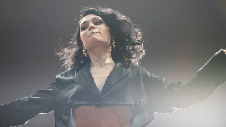 Jessie J bei einer Veranstaltung
