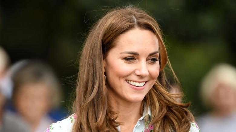 Die Herzogin von Cambridge nimmt am 'Back to Nature' Festival 2019 teil