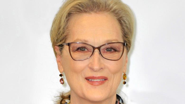 Meryl Streep auf dem roten Teppich