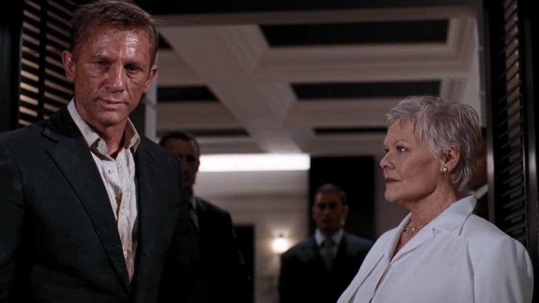 James-Bond-Film mit Judi Dench