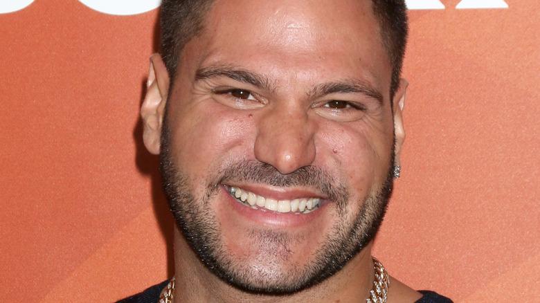 Ronnie Ortiz-Magro lächelt 2017