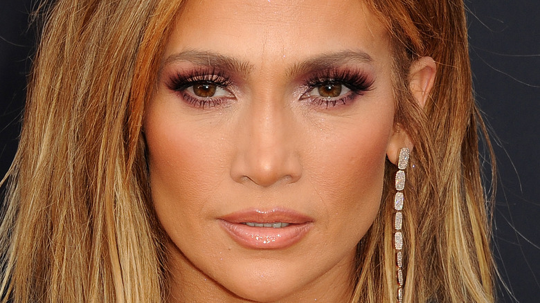 Jennifer Lopez kurze Haare