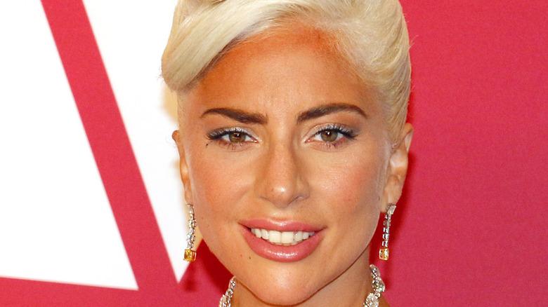 Lady Gaga bei einer Veranstaltung