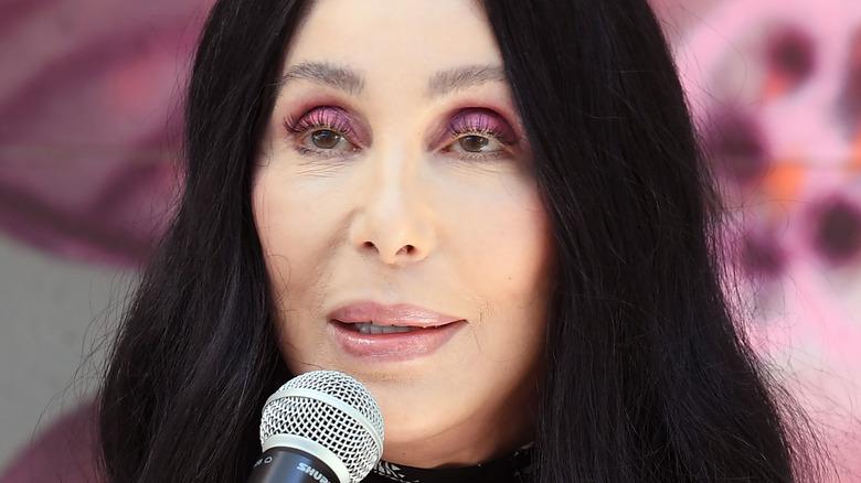 Cher macht Wahlkampf für Biden Harris in Las Vegas