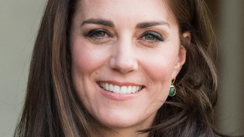 Kate Middleton lächelt