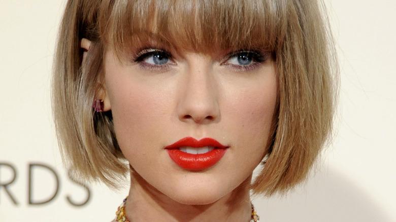 Taylor Swift auf dem roten Teppich
