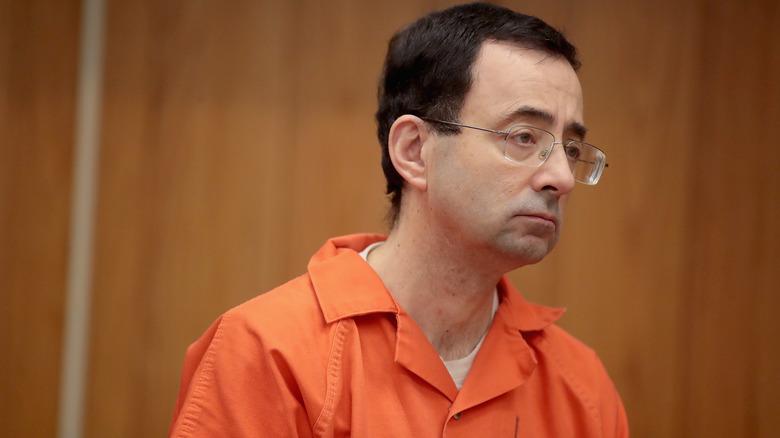 Dr. Larry Nassar vor Gericht