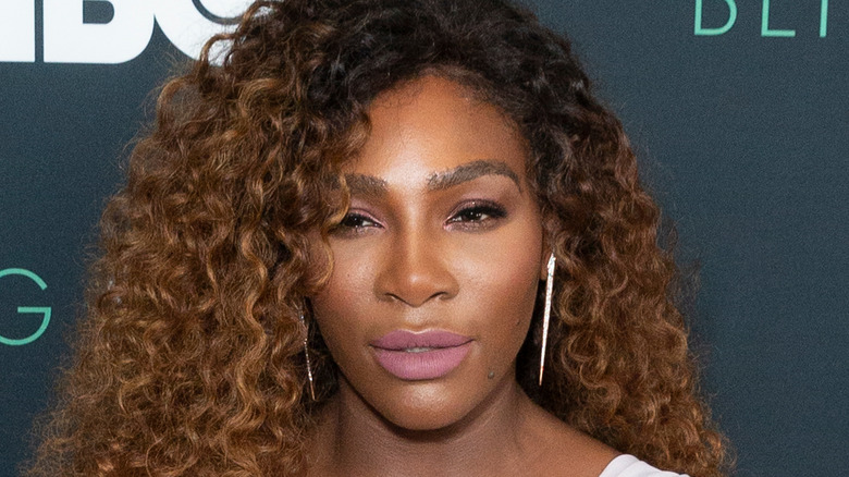 Serena Williams nimmt an einer Veranstaltung teil