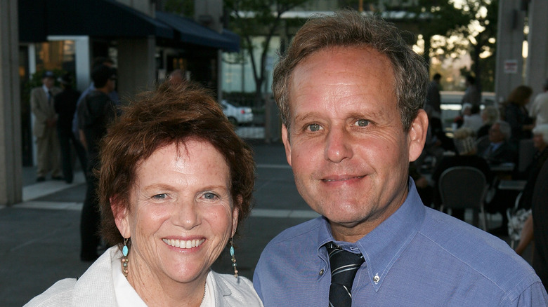 Martha Sue Cumming und Peter MacNicol