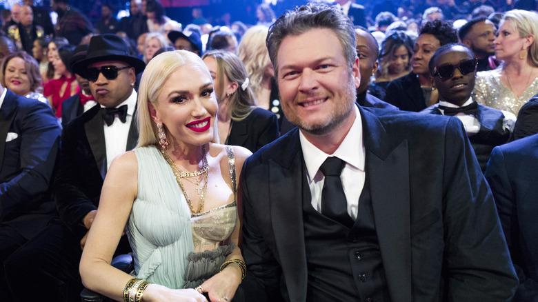 Gwen Stefani, Blake Shelton, Grammys, 2020