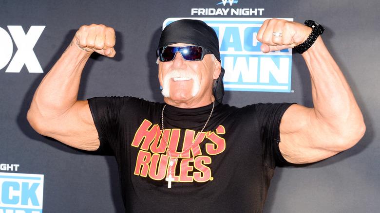 Hulk Hogan bei SmackDown