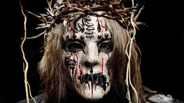 Joey Jordison im Aktenfoto