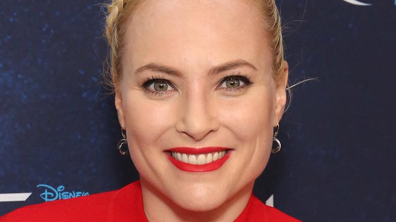 Meghan McCain lächelt