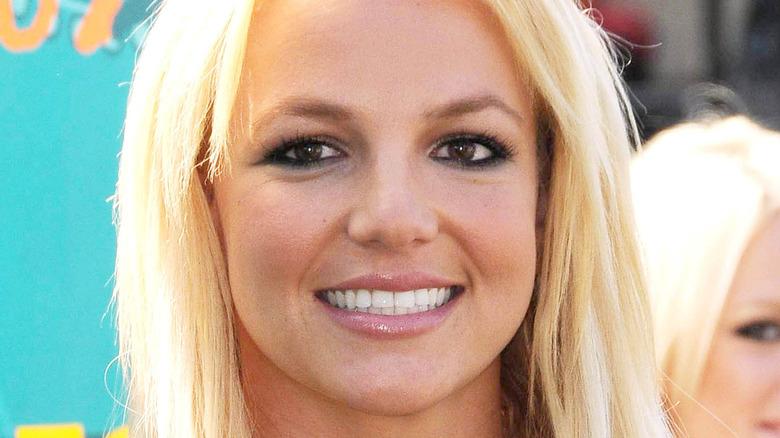 Britney Spears im Jahr 2009