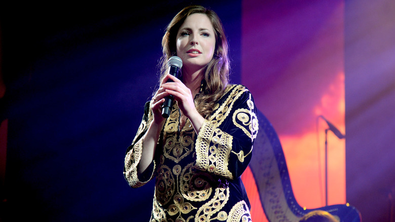 Rose Farquhar Mikrofon