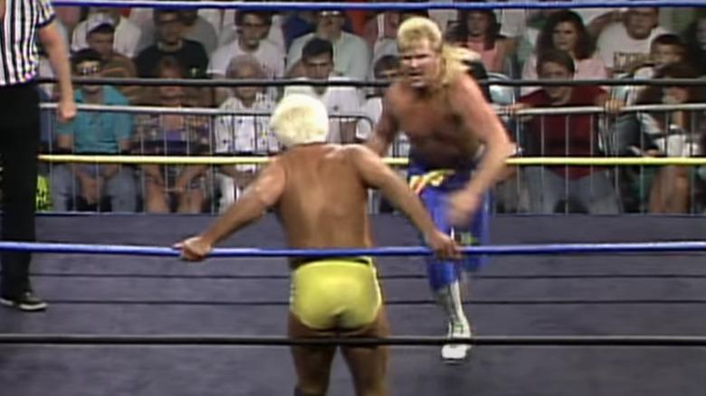 Ric Flair und Bobby Eaton Wrestling