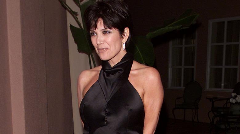 Kris Jenner in den frühen 2000er Jahren