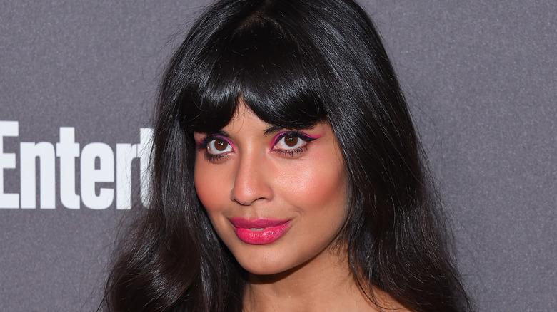 Jameela Jamil bei einer Veranstaltung