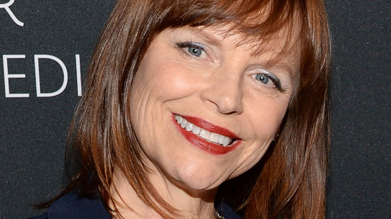 Cynthia Blaise lächelt