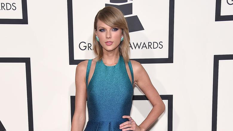 Taylor Swift bei den Grammys