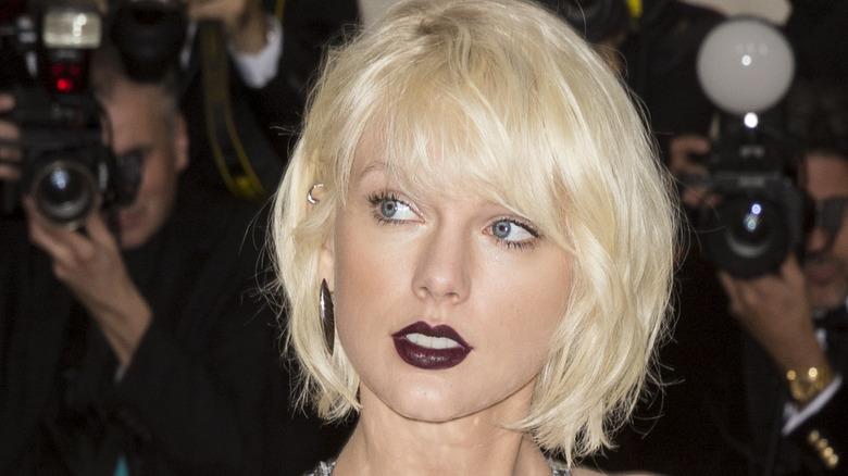 Tayor Swift bei einer Veranstaltung
