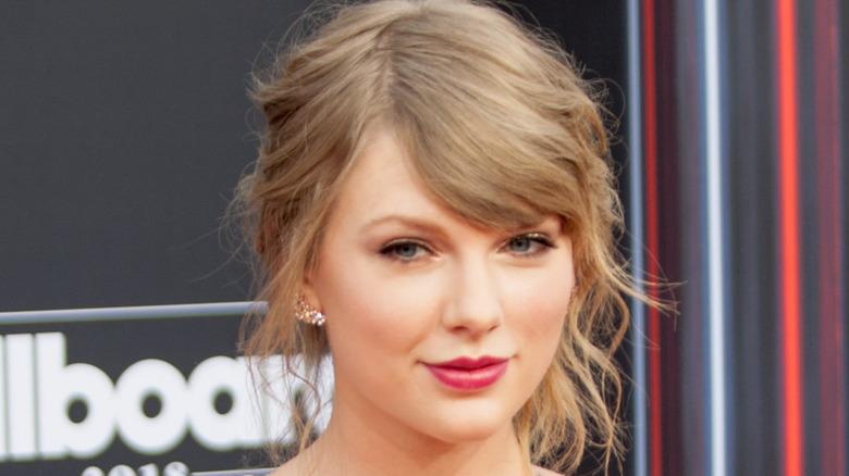 Taylor Swift bei einer Preisverleihung