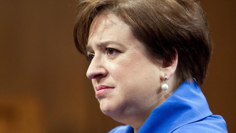 Elena Kagan bei der Anhörung zur Bestätigung