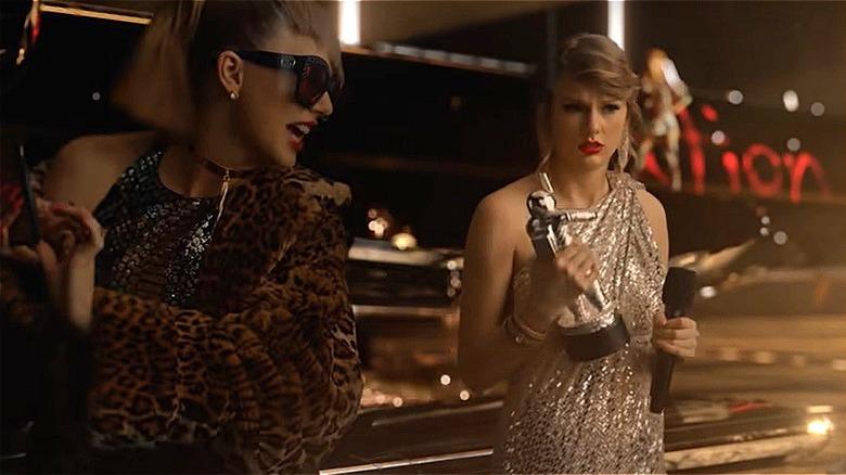Taylor Swift-Nachbildung von VMAs in Look What You Made Me Do
