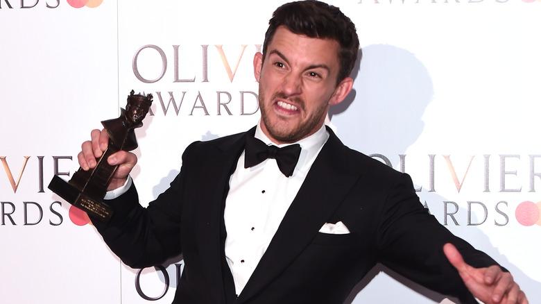 Jonathan Bailey bei den Olivier Awards