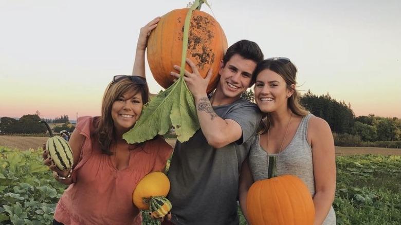 Caryn Chandler, Connor Chandler, Brittany Chandler