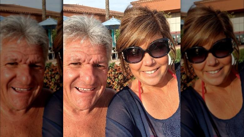 Matt Roloff und Caryn Chandler in einem Selfie
