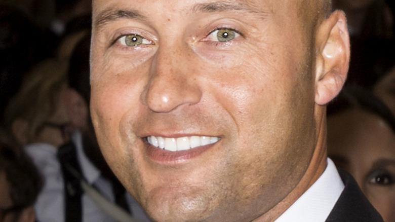 Derek Jeter grüne Augen