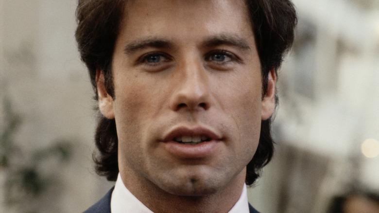 Der junge John Travolta spricht