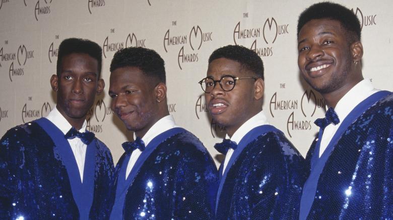 Boyz II Men bei den American Music Awards