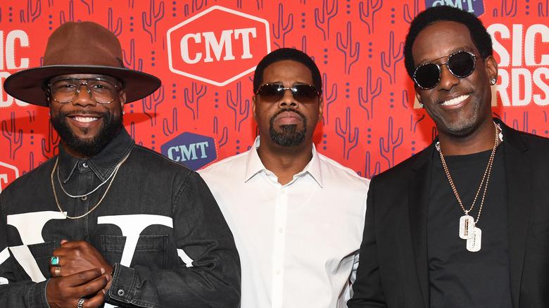 Boyz II Men bei den CMT Music Awards
